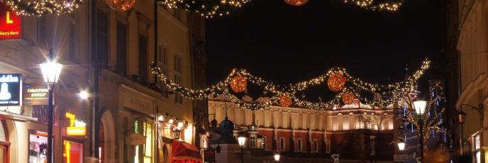 Grodzka w świątecznej szacie. Święta 2011